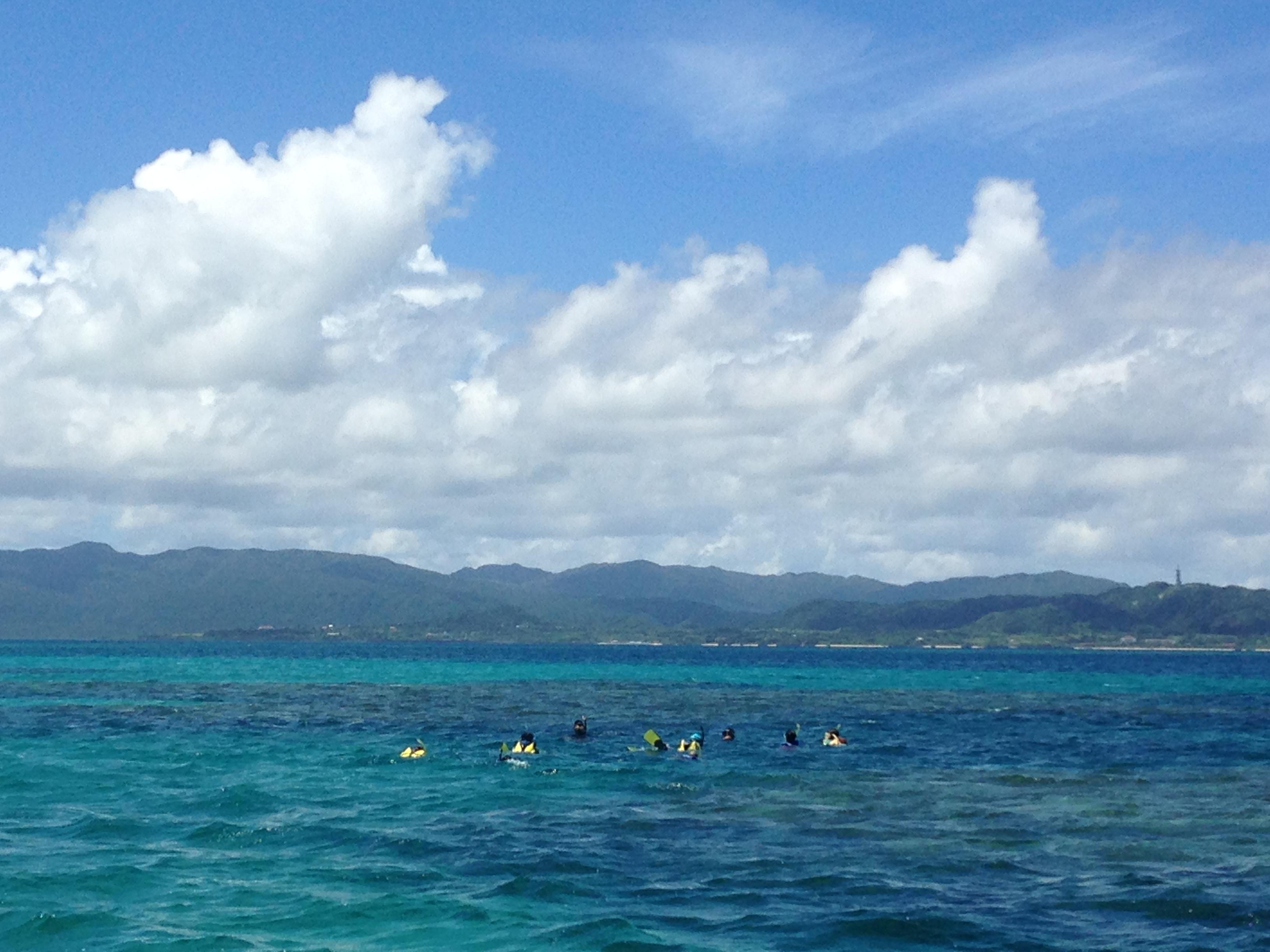 バラス島ポイントを楽しむ